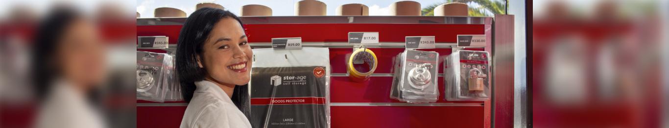 self storage packaging