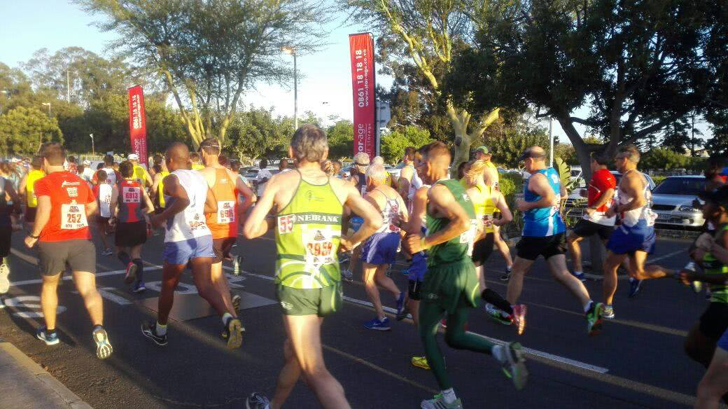 Stor-Age Bakgat 10km race with Bellville Running Club