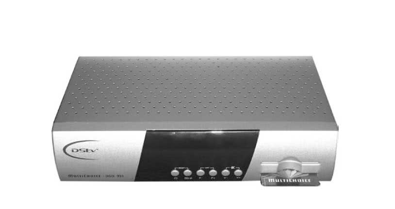 DStv decoder in self storage