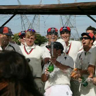 Edgemead Cricket Club Champions