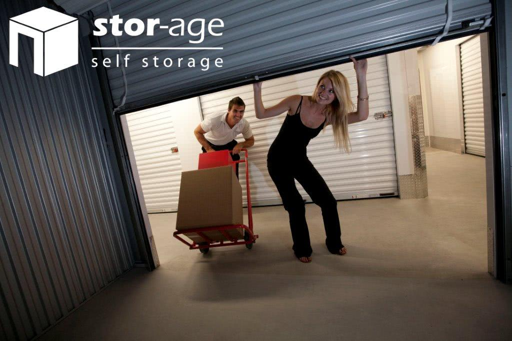 Home storage tips from Stor-Age Self Storage