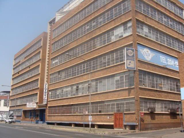 Stor-Age JHB City conversion