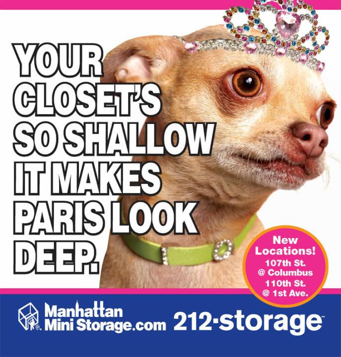 Manhattan Mini Storage - Paris