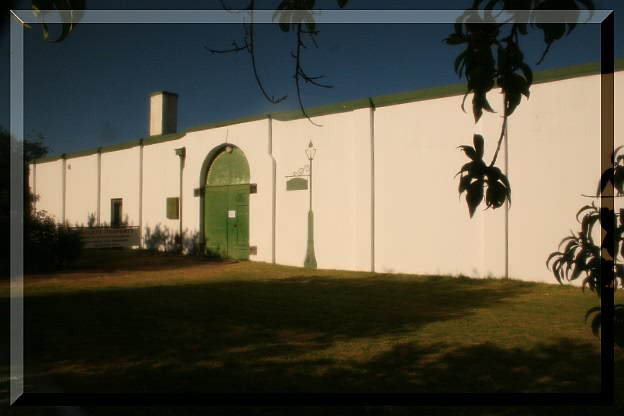 Philippolis Jail as self storage