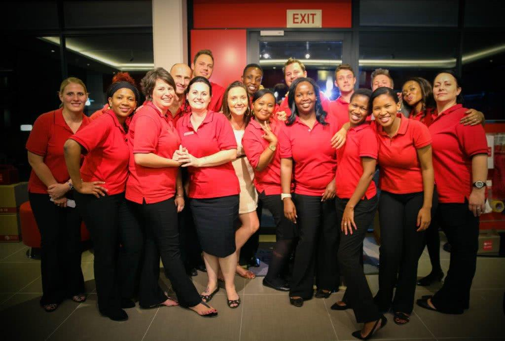 Stor-Age Brooklyn opening staff