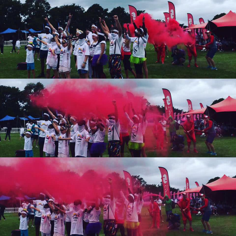 Stor-Age Color Run Color Canons