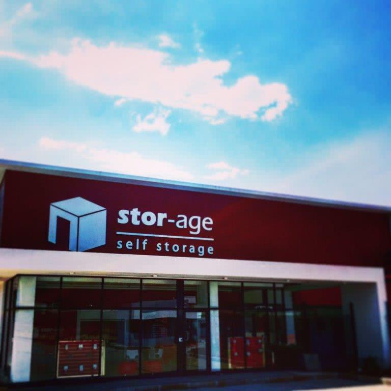 Stor-Age Gillooly's front