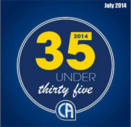 Stor-Age Top 35 Under 35 Award