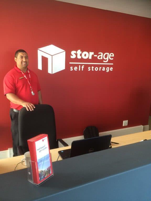Stor-Age Westlake manager Shane