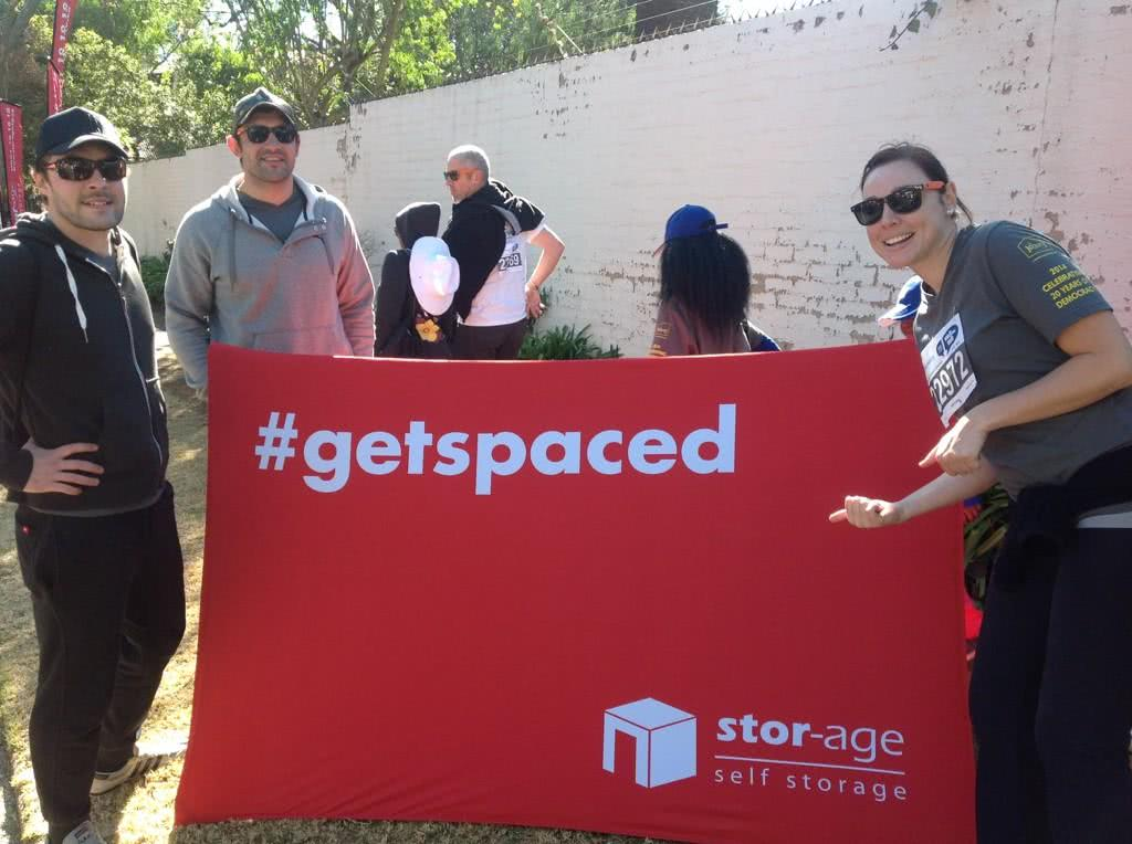 Stor-Age supports Walk the Talk