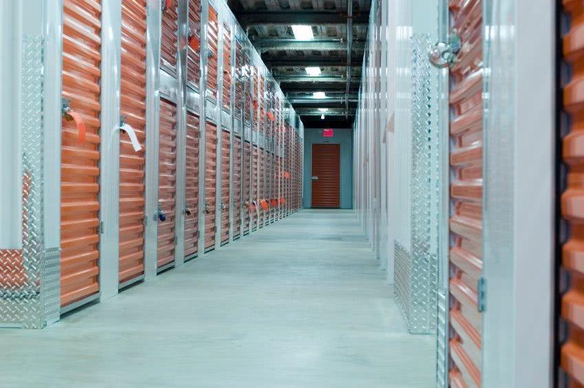 Storage - furniture storage in self storage