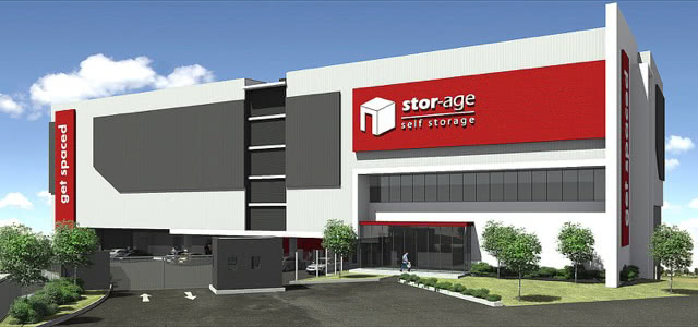 Stor-Age Sellf Storage Sunninghill
