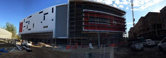 Stor-Age Sunninghill nears completion