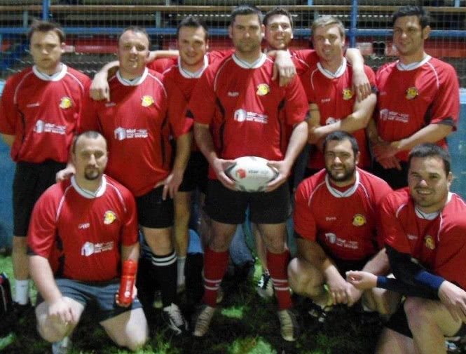 Stor-Age Self Storage Sponsors The Pretenders touch rugby team
