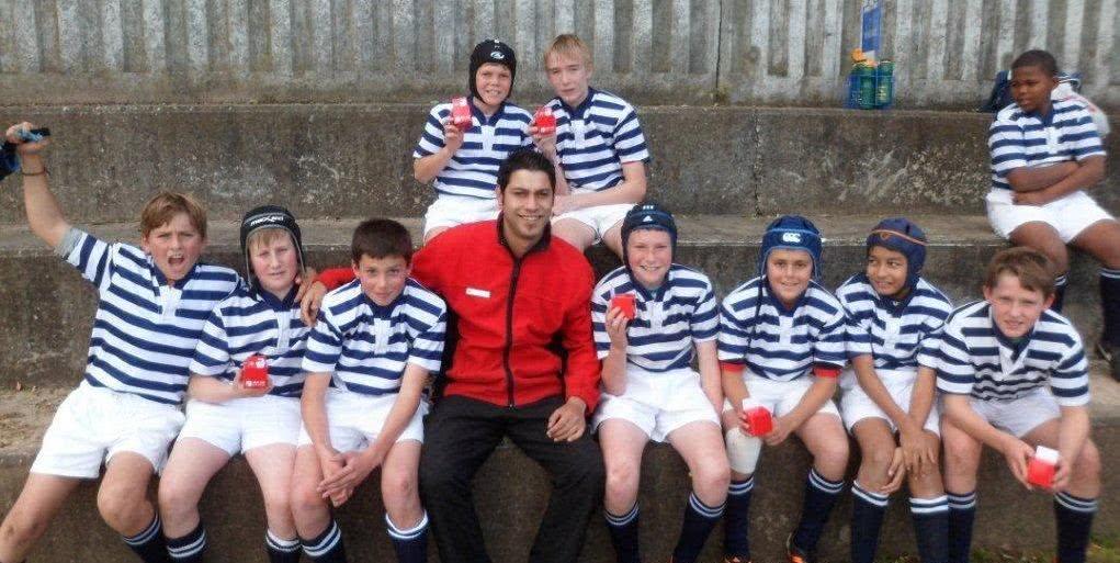 Stor-Age sponsors Wynberg Boys Junior School Rugby
