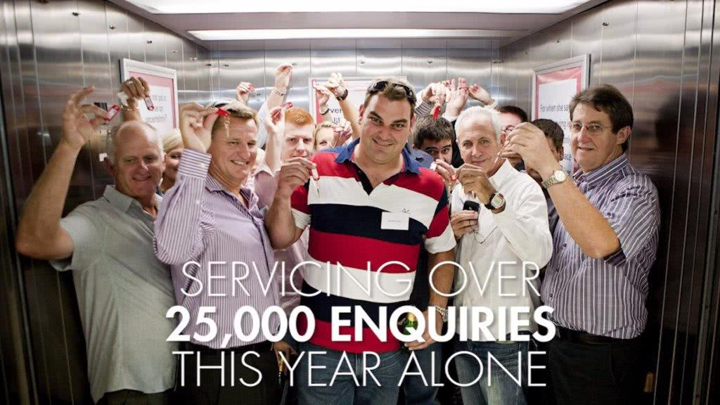Stor-Age Self Storage serviced over 25,000 enquiries