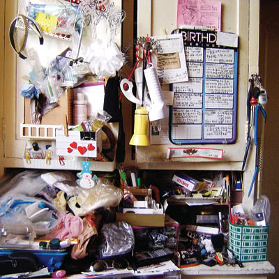 declutter with Organized So Perfectly