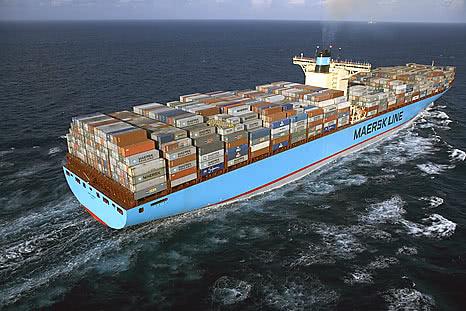 world's largest storage ship