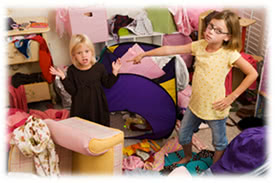 5 Signs you are a hoarder - siblings