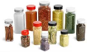 Spices in self storage