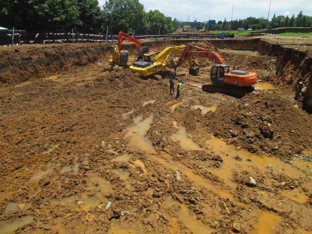 Stor-Age Essexwold construction Jan 2016