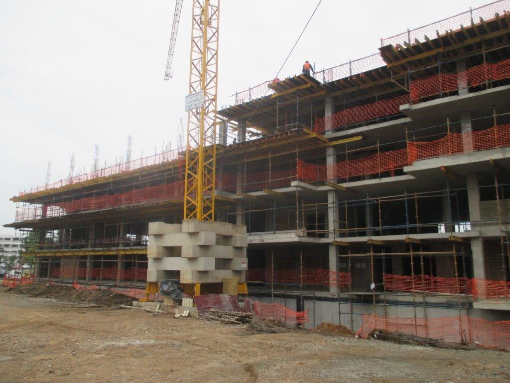 Stor-Age Sunninghill construction Jan 2016