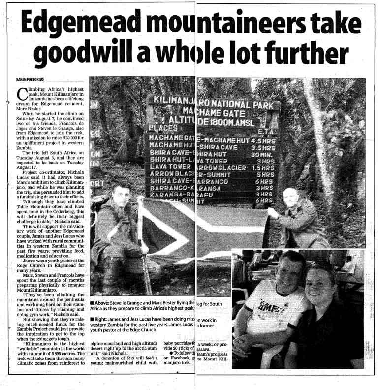 edgemead mountaineers