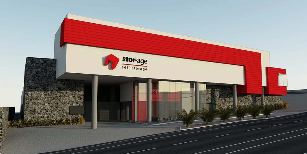 self storage facility cape town