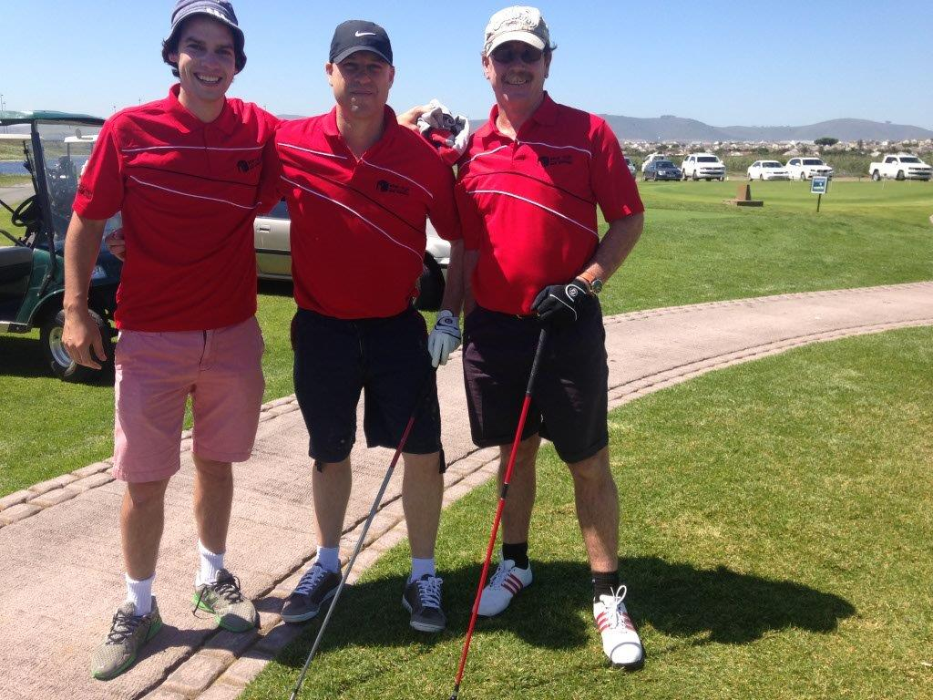 Rotary Golf Day at Milnteron Golf Club in Cape Town