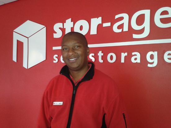 Siya from Stor-Age Self Storage