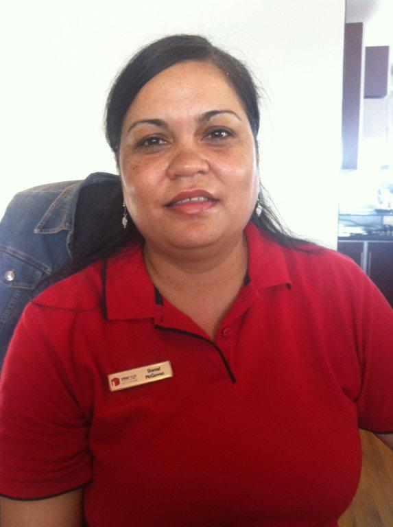 Stor-Age Gardens manager - Shantal McGowan