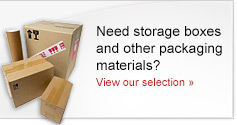 Stor-Age Self Storage packaging solution