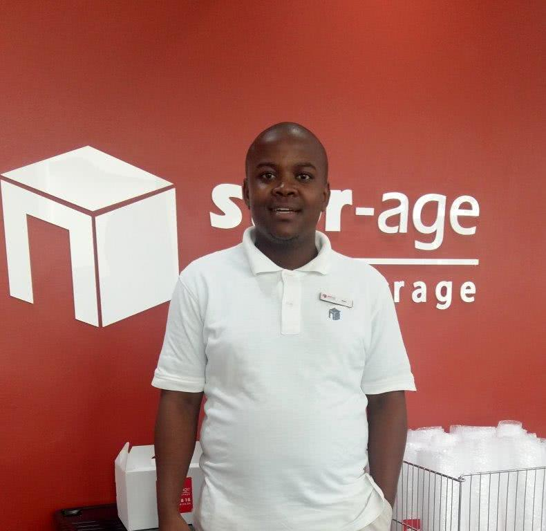 Siwa from Stor-Age in Durban