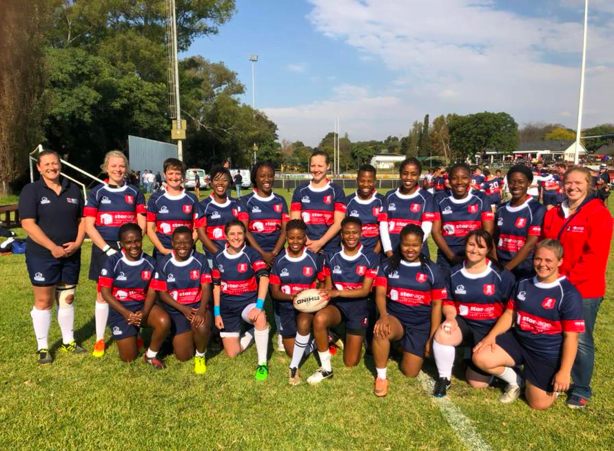 Stor-Age Pirates Women's Rugby Team