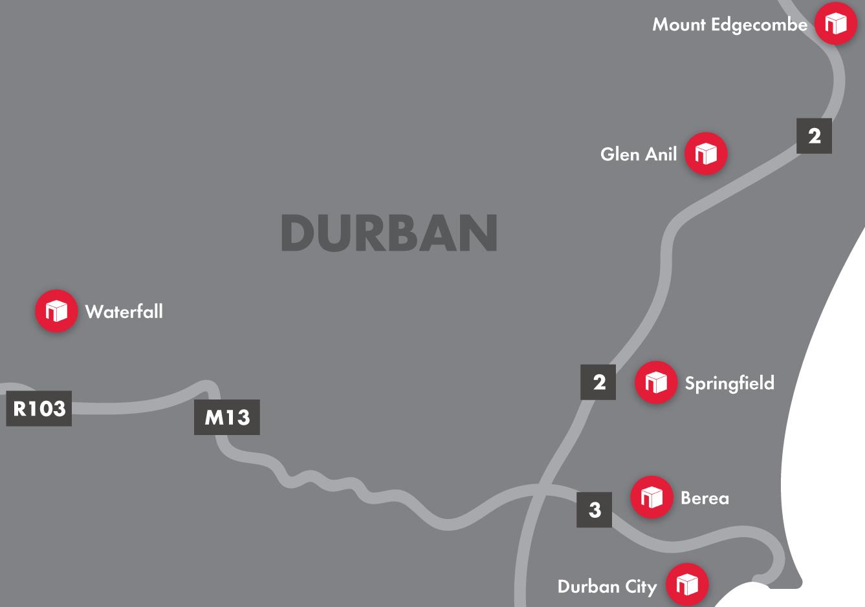 Stor-Age Self Storage in Durban