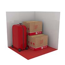 1 square metre storage unit
