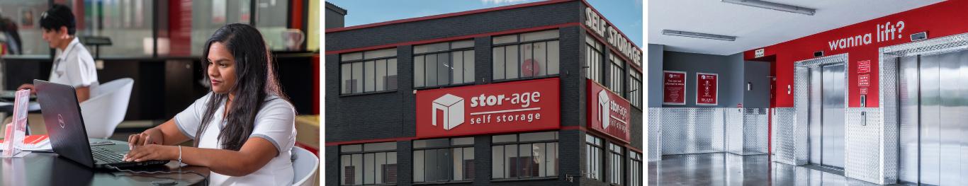 Storage Maitland